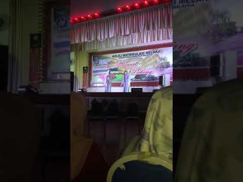Jampi - Heliza dan Hazwani Helmi (Kolej Matrikulasi Melaka)