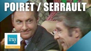 INA   Jean Poiret & Michel Serrault, en duo ou en solo