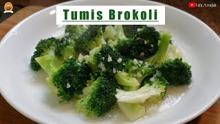 resep cara memasak sayur brokoli menu hongkong resep masakan indonesia seharihari
