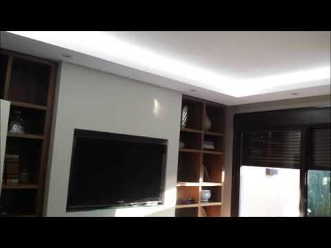 iluminacion techos pladur