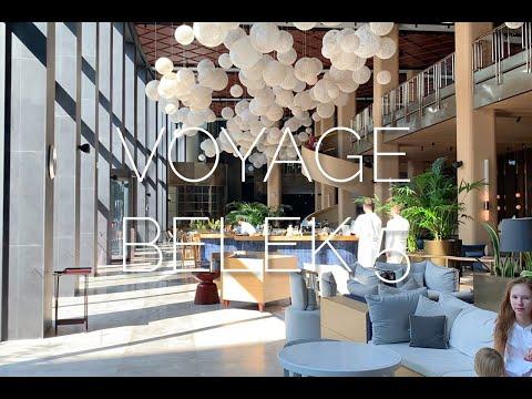 Детальный обзор отеля Voyage Belek Golf & Spa 5 (Viko Travel)