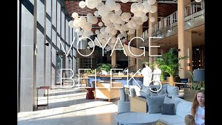 Детальный обзор отеля Voyage Belek Golf Spa 5 Viko Travel