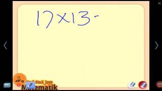 Rumus Cepat dan Cara Hitung Cepat Perkalian Super Matematika(2)