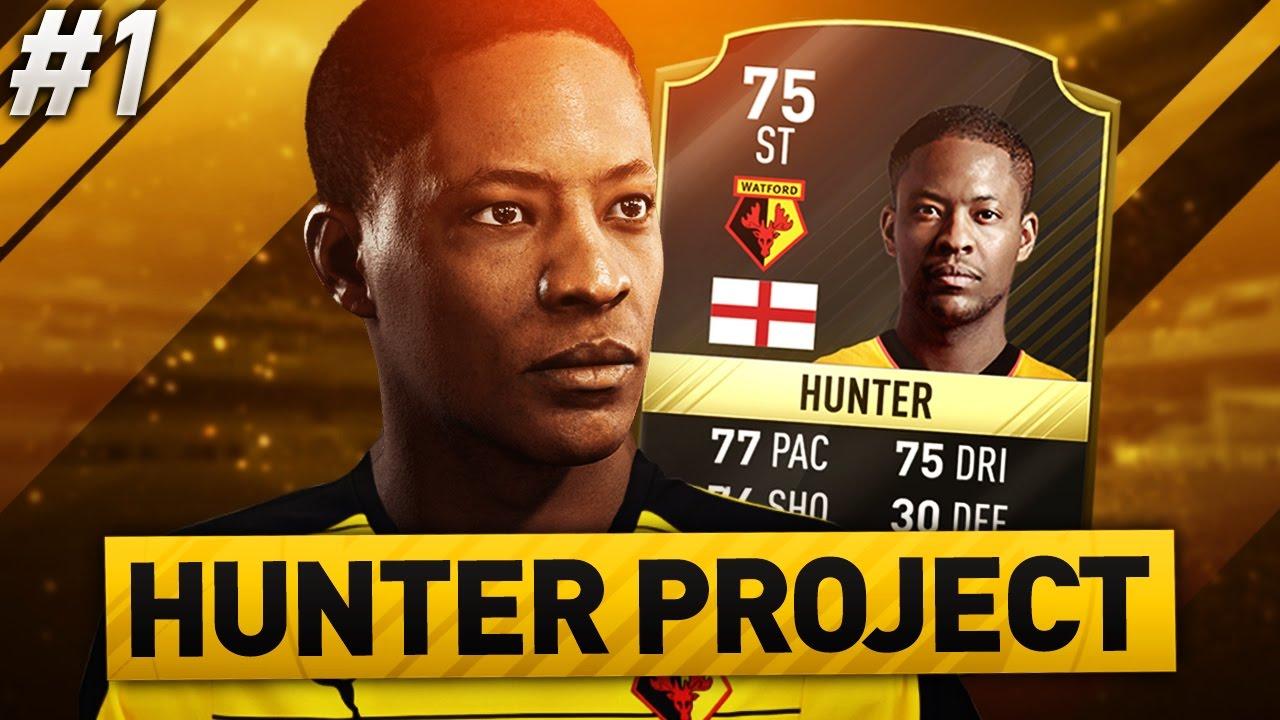 Hunter Fifa 17