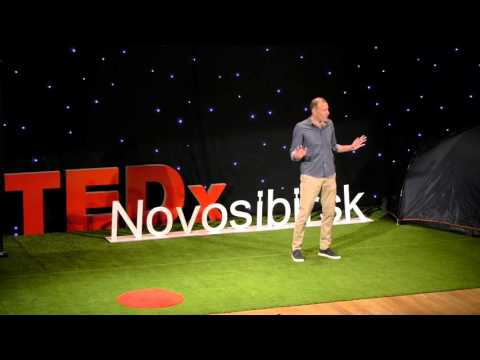Business in the state of flow | Andrey Alexeev | TEDxNovosibirsk