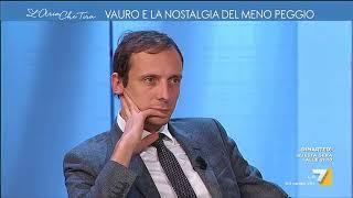 Scanzi: 'In Veneto voterei Paragone, più titolato della Boschi a parlare di banche'