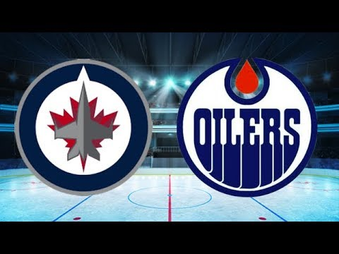 Winnipeg Jets vs Edmonton Oilers (4-3) All goals and Highlights!! [Extended]