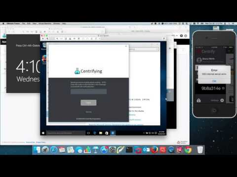 Centrify Identity Service - Azure AD Join