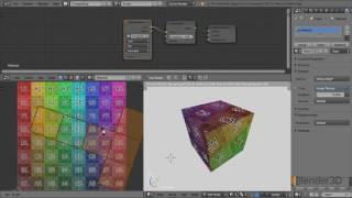 видео уроки blender 3d урок 3.4