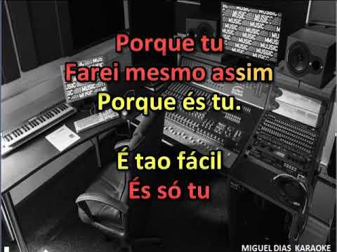 Calema - Casa de Madeira (Karaoke) Versão