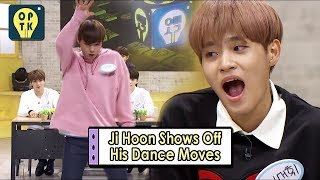 [Oppa Thinking - Wanna One] Ji Hoon Shows Off His Dance Moves, 오빠생각 20170911 Mp3