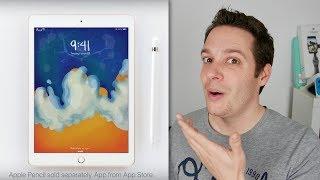 iPad 2018 compatible Apple Pencil : Que vaut-il ? - Keynote mars