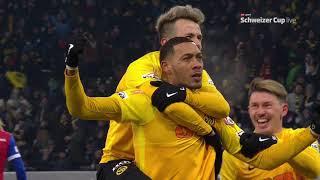 Young Boys - Basel 2:0 27.02.2018