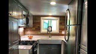 Sleek & Modern Tiny House For Sale!