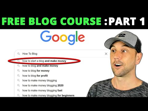 How To Blog & Drive Massive Traffic – Free Course