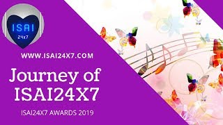 Journey Video of Isai24x7 | A rewind to 2018