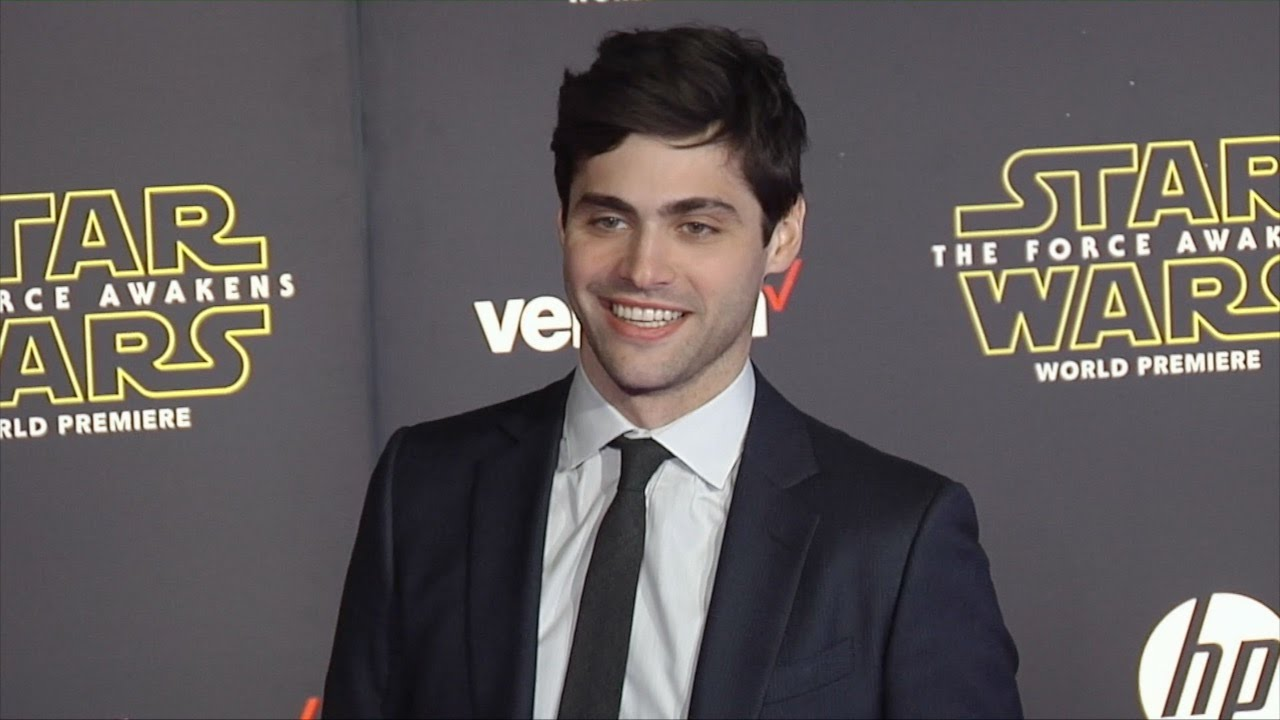 "Matthew Daddario ""Star Wars The Force Awakens"" World ..."