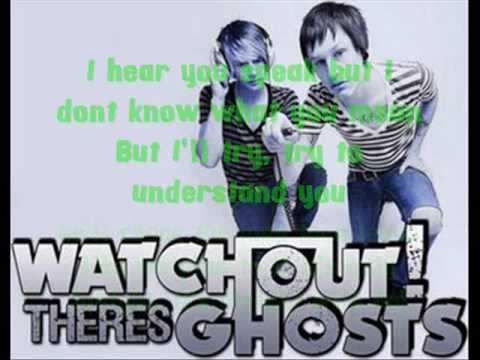 Electric Valentine Feat Watchout!  Theres Ghosts - Electric Ghost