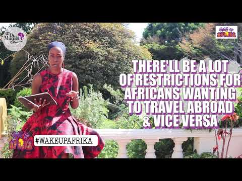 Prophetic OUTLOOK FoR AFRIcA 2022 & BEYOND! It's time to GET READY, BE PREPARED & GET EXCITED!