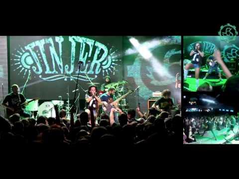 JINJER - Outlander OFFICIAL LIVE VIDEO (live at Loadfest 3.0)