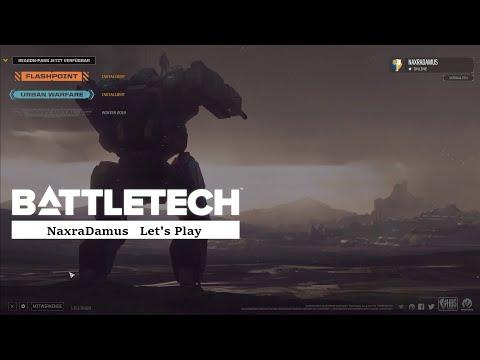 Battletech - Urban Warfare 02 Soldlistendiebstahl  