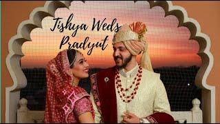 Bride and Groom | Indian Wedding | Tishya & Pradyut | 2019