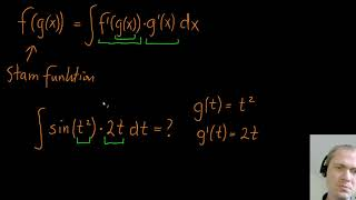 Substitutions metoden - integration