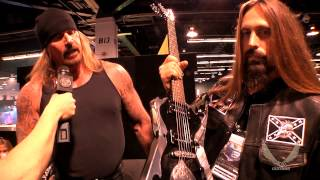 Dean Guitars 2014 N.A.M.M. Interview - Attika 7