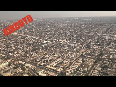 Helicopter Flight - Los Angeles
