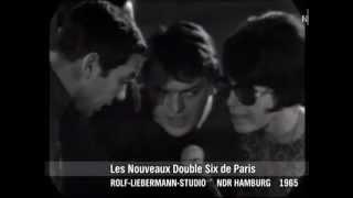 Double Six of Paris - 2 VIDEO performances German TV 65
