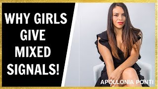 MIXED SIGNALS From Girls | AVOID Misreading Signals!
