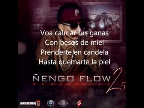 Ñengo Flow – Despertar el deseo( CON LETRA )-RealG4Life 2.5