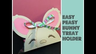An Easy Peasy Easter Bunny Treat Gifts