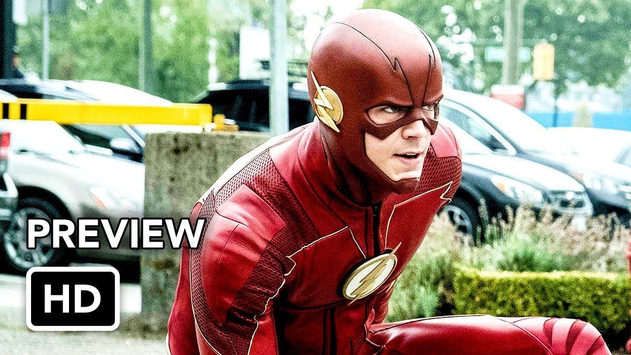"""Download The Flash 4x06 Inside """"When Harry Met Harry…"""" (HD) Season 4 Episode 6 Inside"""