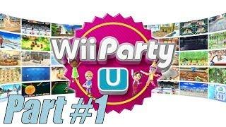 Wii Party U: Haste bock auf ne Par-tey?! - Part1 - PowPlays Couch