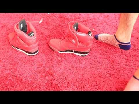 Unboxing Nike Air revolution sky hi