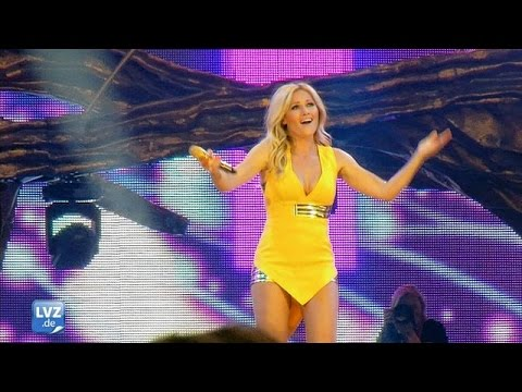 Helene Fischer In Der Red Bull Arena Leipzig Youtube