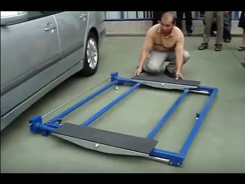 Mini Lift 2500 Youtube