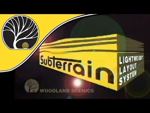 SubTerrain: Build A Layout Fast & Easy