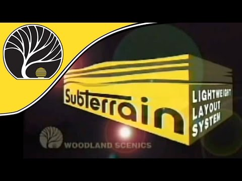 SubTerrain: Build A Layout Fast & Easy