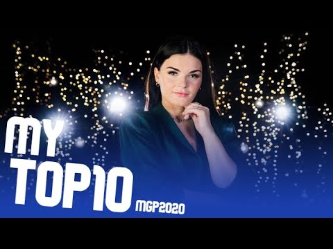 Melodi Grand Prix 2020 Final - My Top 10