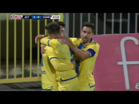 Asteras Tripolis Skoda Xanthi Goals And Highlights
