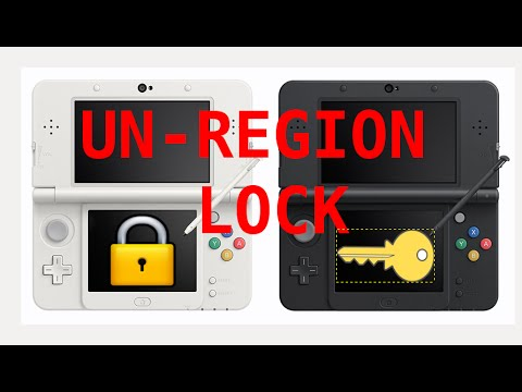 how to change 3ds region