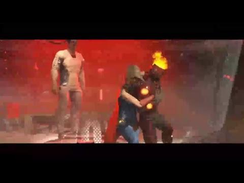 Injustice 2 Every Battle Define You Story Mode Walkthrough Live Part 1