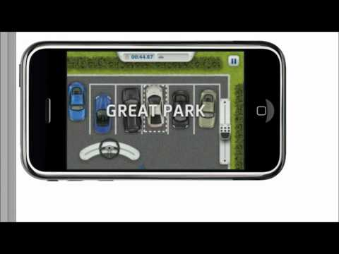 GAMIFICATION 'NRMA Insurance Car Park Challenge' - Best Insurance Game Apps For iPhone