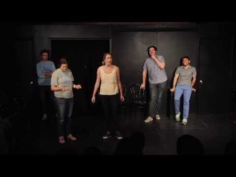 UCB Team Winslow performs musical improv