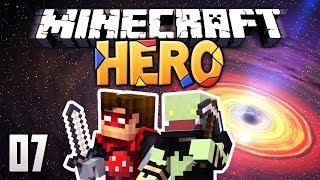 Minecraft HERO #7 - SCHWARZES LOCH ZERSTÖRT die STADT!?
