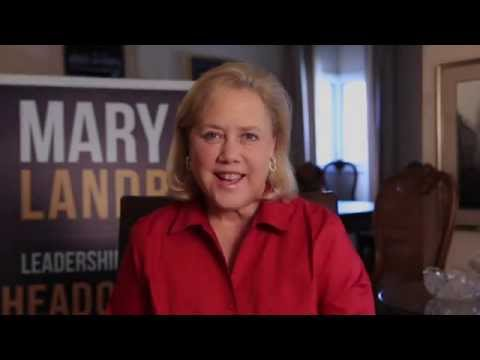 A Message from Senator Mary Landrieu to Democrats Abroad