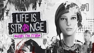 Twitch Livestream   Life Is Strange: Before the Storm Episode 1 Awake