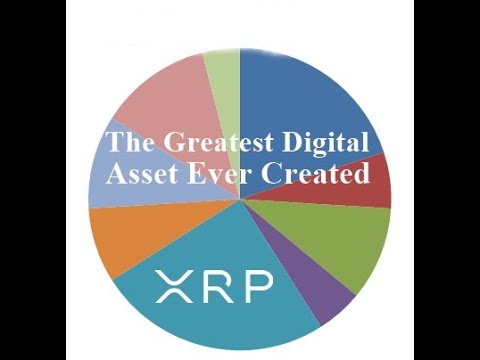 Ripple XRP : The Greatest Digital Asset Of The New Asset Class